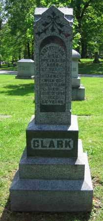 CLARK, ROBERT - Clark County, Ohio   ROBERT CLARK - Ohio Gravestone Photos
