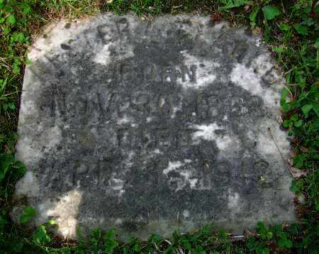 CLARKE, HESTER A. - Clark County, Ohio | HESTER A. CLARKE - Ohio Gravestone Photos