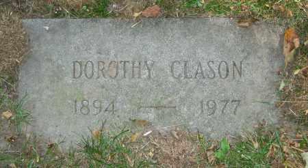 CLASON, DOROTHY - Clark County, Ohio | DOROTHY CLASON - Ohio Gravestone Photos