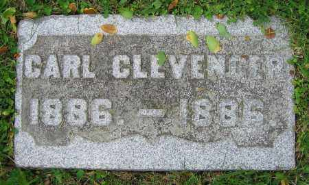 CLEVENGER, CARL - Clark County, Ohio | CARL CLEVENGER - Ohio Gravestone Photos