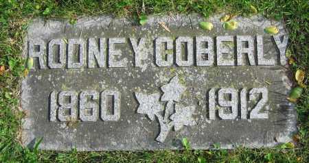 COBERLY, RODNEY - Clark County, Ohio | RODNEY COBERLY - Ohio Gravestone Photos