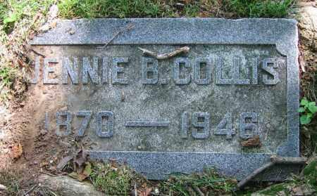 COLLIS, JENNIE B. - Clark County, Ohio | JENNIE B. COLLIS - Ohio Gravestone Photos