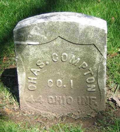 COMPTON, CHAS. - Clark County, Ohio | CHAS. COMPTON - Ohio Gravestone Photos