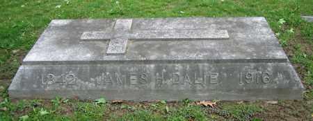 DALIE, JAMES H. - Clark County, Ohio   JAMES H. DALIE - Ohio Gravestone Photos