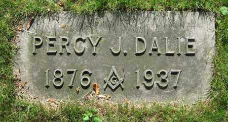 DALIE, PERCY J. - Clark County, Ohio | PERCY J. DALIE - Ohio Gravestone Photos
