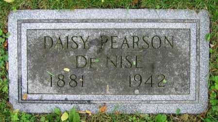 PEARSON DENISE, DAISY - Clark County, Ohio | DAISY PEARSON DENISE - Ohio Gravestone Photos