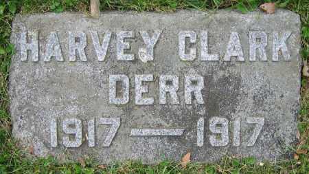 DERR, HARVEY CLARK - Clark County, Ohio | HARVEY CLARK DERR - Ohio Gravestone Photos