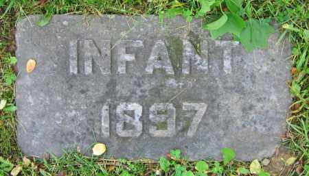 DILLAHUNT, INFANT - Clark County, Ohio   INFANT DILLAHUNT - Ohio Gravestone Photos