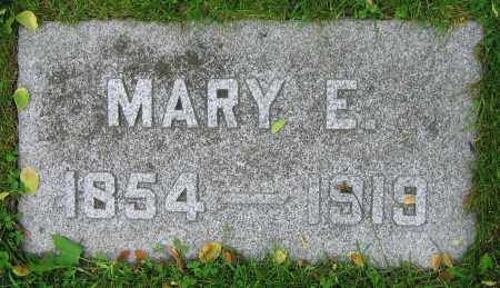 DILLAHUNT, MARY E. - Clark County, Ohio | MARY E. DILLAHUNT - Ohio Gravestone Photos