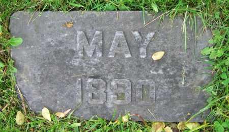 DILLAHUNT, MAY - Clark County, Ohio   MAY DILLAHUNT - Ohio Gravestone Photos