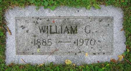 DILLAHUNT, WILLIAM G. - Clark County, Ohio   WILLIAM G. DILLAHUNT - Ohio Gravestone Photos