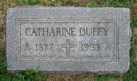 DUFFY, CATHARINE - Clark County, Ohio | CATHARINE DUFFY - Ohio Gravestone Photos