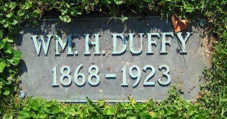 DUFFY, WM. H. - Clark County, Ohio   WM. H. DUFFY - Ohio Gravestone Photos