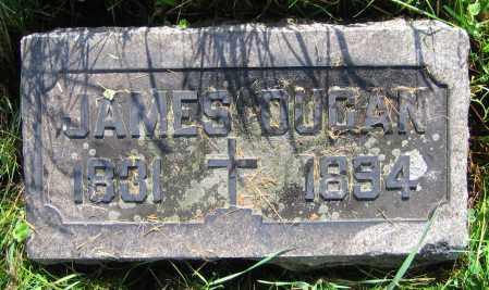 DUGAN, JAMES - Clark County, Ohio | JAMES DUGAN - Ohio Gravestone Photos