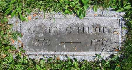 ELLIOTT, CURTIS C. - Clark County, Ohio | CURTIS C. ELLIOTT - Ohio Gravestone Photos