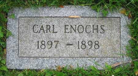 ENOCHS, CARL - Clark County, Ohio   CARL ENOCHS - Ohio Gravestone Photos
