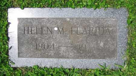 FLARIDA, HELEN M. - Clark County, Ohio | HELEN M. FLARIDA - Ohio Gravestone Photos