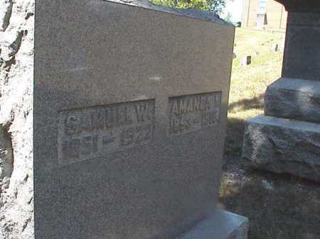 FREEZE, AMANDA ISABELLA - Clark County, Ohio | AMANDA ISABELLA FREEZE - Ohio Gravestone Photos