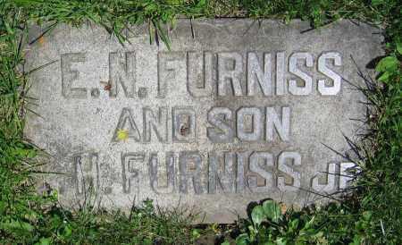 FURNISS, E.N. - Clark County, Ohio | E.N. FURNISS - Ohio Gravestone Photos