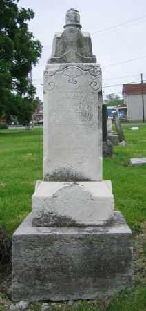 GALLAGHER, MARY - Clark County, Ohio   MARY GALLAGHER - Ohio Gravestone Photos