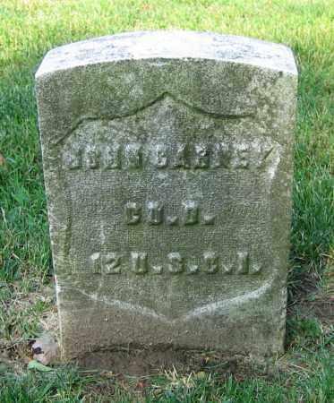 GARNEY, JOHN - Clark County, Ohio   JOHN GARNEY - Ohio Gravestone Photos