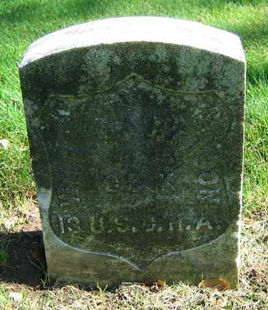 GARRISON, WM. L. - Clark County, Ohio | WM. L. GARRISON - Ohio Gravestone Photos