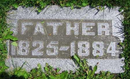 GRAUER, 'FATHER' - Clark County, Ohio | 'FATHER' GRAUER - Ohio Gravestone Photos