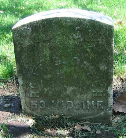 GREEN, ROB'T. B. - Clark County, Ohio | ROB'T. B. GREEN - Ohio Gravestone Photos