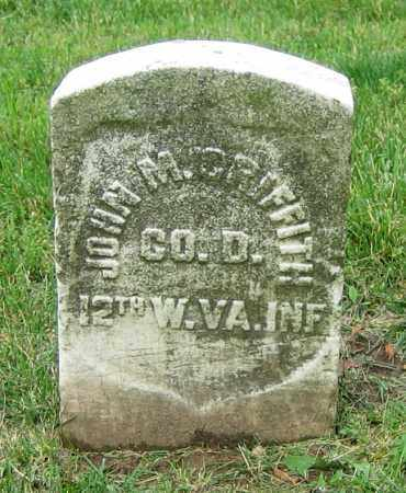 GRIFFITH, JOHN M. - Clark County, Ohio | JOHN M. GRIFFITH - Ohio Gravestone Photos