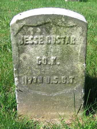GUSTAR, JESSE - Clark County, Ohio | JESSE GUSTAR - Ohio Gravestone Photos