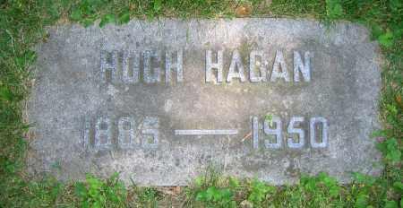 HAGAN, HUGH - Clark County, Ohio   HUGH HAGAN - Ohio Gravestone Photos