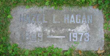 HAGAN, HAZEL L. - Clark County, Ohio | HAZEL L. HAGAN - Ohio Gravestone Photos