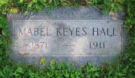 HALL, MABEL - Clark County, Ohio | MABEL HALL - Ohio Gravestone Photos