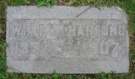 HARFORD, WILLIAM - Clark County, Ohio   WILLIAM HARFORD - Ohio Gravestone Photos