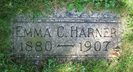 HARNER, EMMA C. - Clark County, Ohio   EMMA C. HARNER - Ohio Gravestone Photos