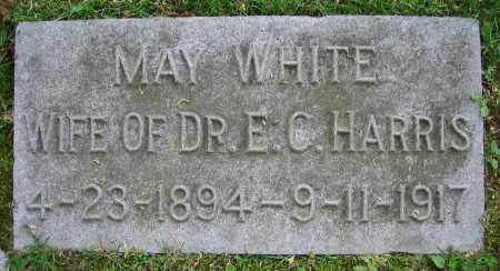 HARRIS, MAY - Clark County, Ohio | MAY HARRIS - Ohio Gravestone Photos