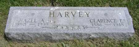 HARVEY, CLARENCE ELMER - Clark County, Ohio | CLARENCE ELMER HARVEY - Ohio Gravestone Photos