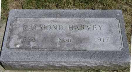 HARVEY, RAYMOND - Clark County, Ohio | RAYMOND HARVEY - Ohio Gravestone Photos