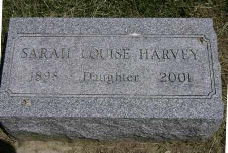 HARVEY, SARAH - Clark County, Ohio | SARAH HARVEY - Ohio Gravestone Photos