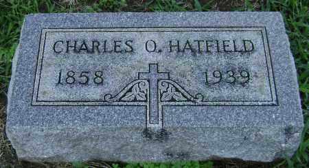 HATFIELD, CHARLES O. - Clark County, Ohio | CHARLES O. HATFIELD - Ohio Gravestone Photos