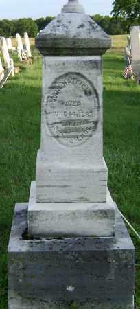 HATFIELD, JOHN - Clark County, Ohio   JOHN HATFIELD - Ohio Gravestone Photos