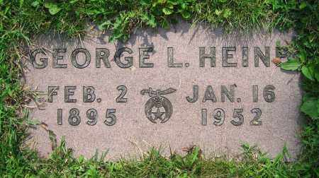 HEINE, GEORGE L. - Clark County, Ohio | GEORGE L. HEINE - Ohio Gravestone Photos