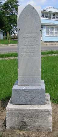 HENCHEY, JOHN - Clark County, Ohio   JOHN HENCHEY - Ohio Gravestone Photos