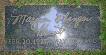 HEWITT, MARGIE - Clark County, Ohio   MARGIE HEWITT - Ohio Gravestone Photos