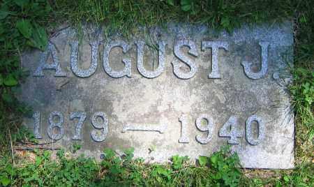 HIBSCHMAN, AUGUST J. - Clark County, Ohio | AUGUST J. HIBSCHMAN - Ohio Gravestone Photos