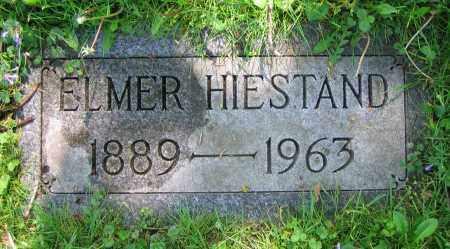 HIESTAND, ELMER - Clark County, Ohio | ELMER HIESTAND - Ohio Gravestone Photos
