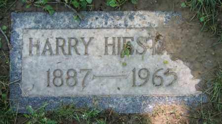 HIESTAND, HARRY - Clark County, Ohio | HARRY HIESTAND - Ohio Gravestone Photos