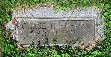 HOFMAN, CHASE P. - Clark County, Ohio | CHASE P. HOFMAN - Ohio Gravestone Photos