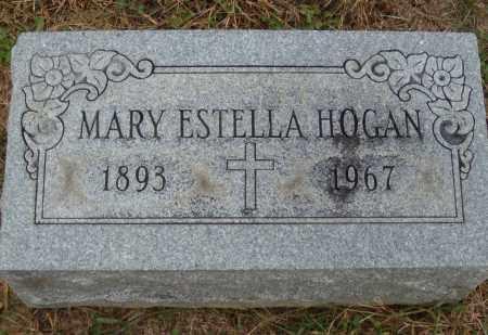 HOGAN, MARY ESTELLA - Clark County, Ohio | MARY ESTELLA HOGAN - Ohio Gravestone Photos