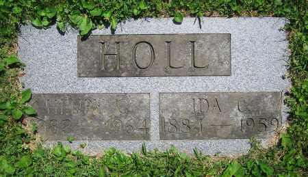 HOLL, HENRY C. - Clark County, Ohio | HENRY C. HOLL - Ohio Gravestone Photos